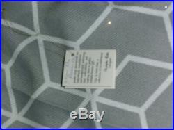 1991 Christopher Radko Glass Ornament Blue Rainbow Water Lilies Ball 88-063-1
