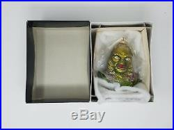 1997 Christopher Radko Universal Monster Large Creature Ornament with Tag
