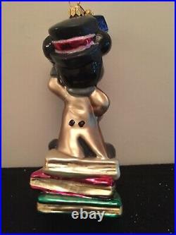 CHRISTOPHER RADKO DISNEY 75th Anniversary TUXEDO MICKEY, 1998 LTD #729 of 1,000