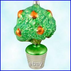 Christopher Radko 1993 Partridge In A Pear Tree! New, Mint Ornament