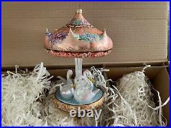 Christopher Radko 1999 Carousel of Dreams Ornament