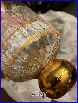 Christopher Radko Angel Glow Wire Wrapped Christmas Ornament, Ltd
