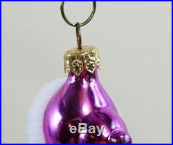 Christopher Radko Christmas Gay Blades Sonya Honey Figural Ice Skater Ornament