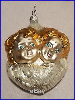 Christopher Radko Christmas Ornament Lot 31 Total