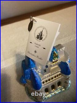 Christopher Radko Cinderella Castle