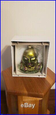 Christopher Radko Creature Ornament. Universal Monster Collection. NIB. WT. Rare