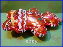 Christopher Radko Crunch Brunch Asst 2 Glass Ornament