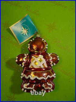Christopher Radko Crunch Brunch Glass Ornament