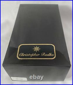 Christopher Radko DISNEY'S Alice In Wonderland Ornament WHITE RABBIT In Box