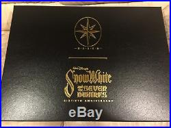 Christopher Radko Disney Snow White Limited Edition Ornament Set