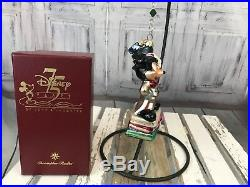 Christopher Radko Disney Tuxedo Mickey Collectable Ornament Holiday Decoration