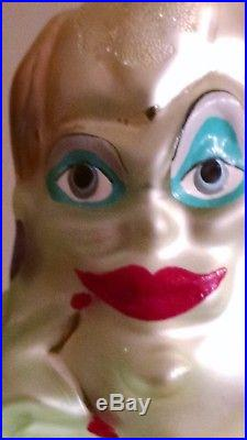 Christopher Radko/Disney URSULA From The Little Mermaid Ornament NIB