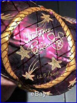 Christopher Radko Enough For All Disney Convention Ltd. Ed. Ornament