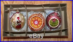 Christopher Radko Fantasia Grandma's Own Vintage Glass Ornaments 7857/15000