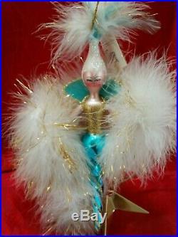 Christopher Radko Italian MARLENE 1999 Retired Ornament