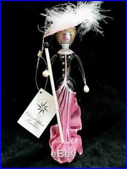 Christopher Radko Italian MY FAIR LADY 1999 Retired Ornament