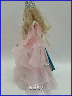 Christopher Radko Italian Wizard of Oz Ornament GLINDA THE GLAM 2006 Good Witch