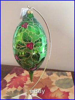 Christopher Radko Limited Edition Regency Santa ornament