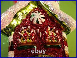 Christopher Radko Margo's Goodies 2007 Glass Blown Ornament