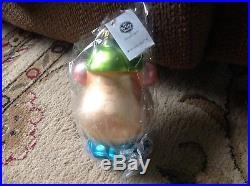 Christopher Radko Mr Potato Head Ornament