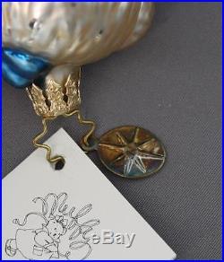 Christopher Radko Muffy Alice In Wonbearland 2004 Ornament 3010670 Drink Me Bear