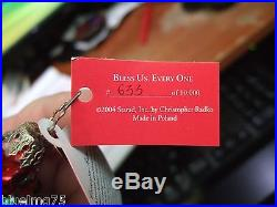 Christopher Radko Ornament Bless Us Everyone 1011887 Limited Edition NIB (R22)