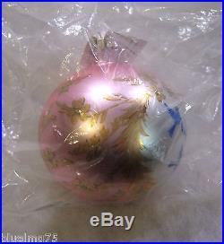 Christopher Radko Ornament Cinderella's Bluebirds #922400 NEWithSEALED (RL5#17)