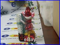 Christopher Radko Ornament- Walt Disney Piglet