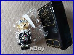 Christopher Radko Petite Portrait Black & White Muffy VanderBear Sealed NWT 2000