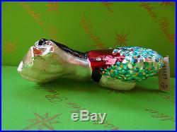 Christopher Radko Prototype Newly Wed Glass Ornament