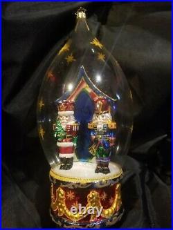 Christopher Radko Sentry Splender Ornament