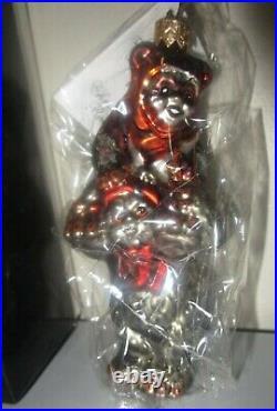 Christopher Radko Star Wars EWOKS Christmas Ornament BRAND NEW SEALED +Box