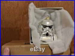Christopher Radko Star Wars Ornaments FULL SET of 9 NEW RARE Vader Droids Ewoks