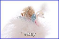 Christopher Radko Swan Song 994140 Blown Glass Ornament