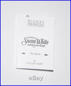 Christopher Radko The Queen Disney Snow White Christmas Ornament 98-DIS-14