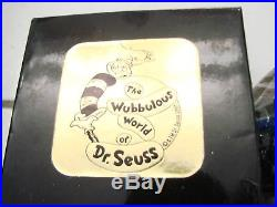 Christopher Radko The Wubbulous World of Dr. Suess Ornament Grinch 1997 RARE
