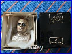 Christopher Radko Universal Monsters Christmas Halloween Ornament Boris Karloff
