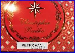 Christopher-Radko/Walt Disney PETER PAN Ornament #98-DIS-18 CLASSIC