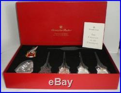 Christopher Radko Westminster Santa Creation Of An Ornament Kit Rare Box Set