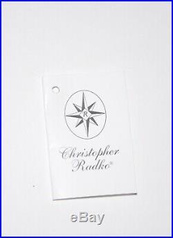 Christopher Radko Winter Tree Christmas Ornament 92-101-2