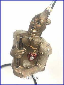 Christopher Radko Wizard of Oz Tin Man Ornament limited edition Christmas #3283