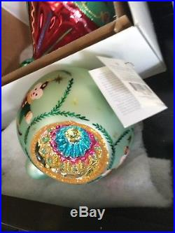 Christopher radko ornaments
