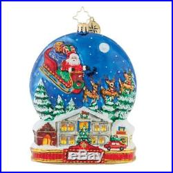NEW 2018 Christopher Radko A Christmas To Remember Set of 12 Christmas Ornament