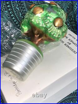 Radko 1993 A PARTRIDGE IN A PEAR TREE 12 Days Of Christmas LE #2098 NWTIB