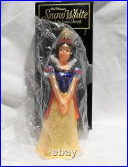 Radko Disney 1997 SNOW WHITE RARE Princess Ornament STILL SEALED New in Box