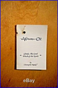 Radko Wizard of Oz Glinda the Good Witch of the North 3623/10000 Ornament