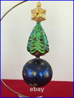 Rare Christopher Radko Group #2 Heaven Tree Ornaments