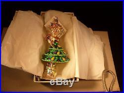 Rare Christopher Radko Marshall Field Christmas Ornament First Day Of Christmas