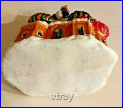 VINTAGE Christopher Radko BASIL DAZZLE Ornament MOSCOW RUSSIAN CATHEDRAL