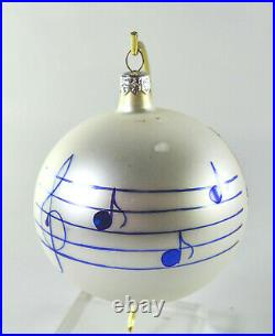 Vintage' Swinging Pussycats Band' Christmas Ornament, C. Radko, Early 90's